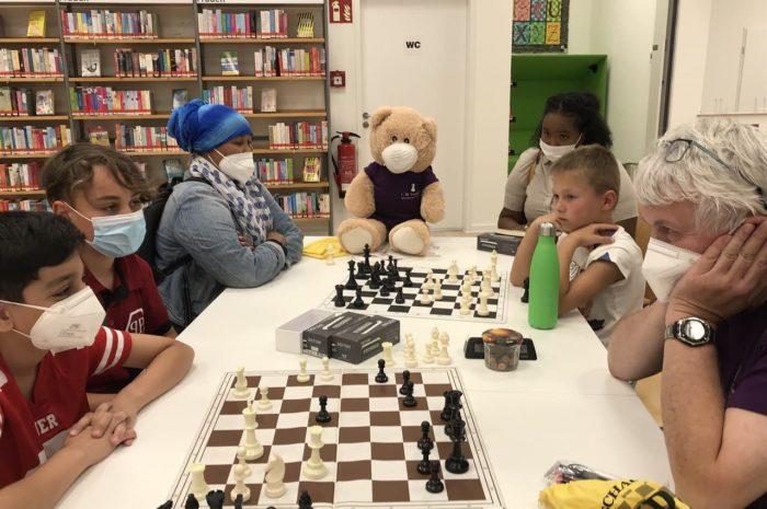 Schach – wo immer ihr wollt!
