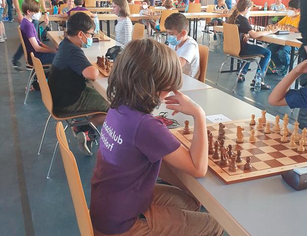 28. Rhein-Ahr-Mosel Jugend Open am 4.9 in Nickenich
